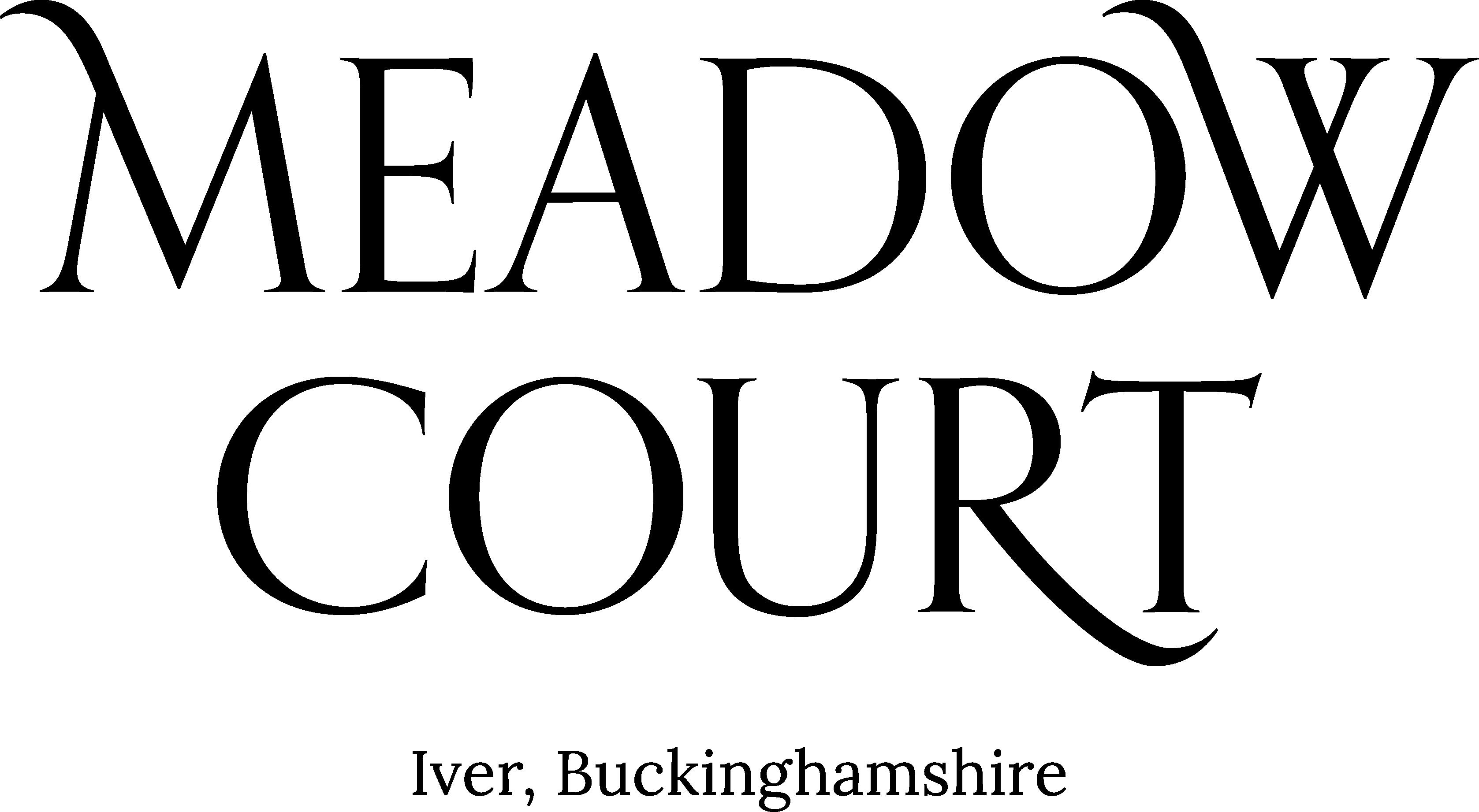 Meadow Court full logo 39mm min height BLACK RGB