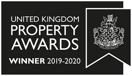 UK Property Awards Winner 2019-20 Logo